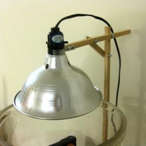 Aquarium Lamp Stand