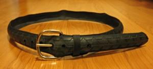 completed belt